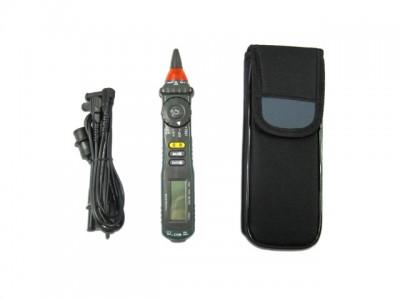 Hot Mastech MS8211 Professional Pen-type Digital Multimeter Non-contact AC Voltage Detector Auto-ranging Test Clip