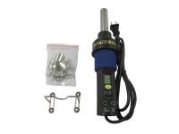 220V 240V 450W 450 Degree LCD Adjustable Electronic Heat Hot Air Gun Desoldering Soldering Station IC SMD BGA