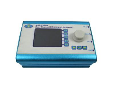 Digital Dual channel DDS Function Signal Generator MHS-2300A 5MHZ