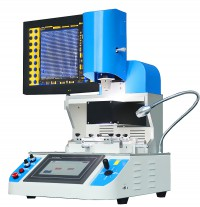 2017 new LY 5300 auto optical alignment system Mobile BGA rework station 3 zones 2500W