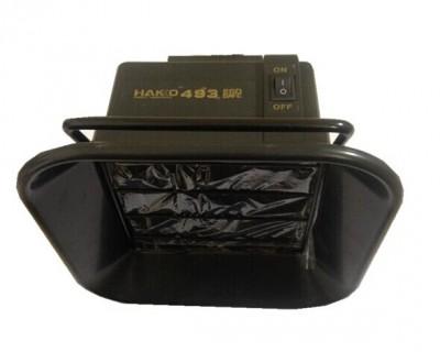 220V EU Plug Hakko 493 Solder Smoke Absorber ESD Fume Extractor