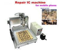CNC Milling Polishing Engraving Machine 10-in-1 Mobile IC Chipset Grinding Machine,iphone ic router
