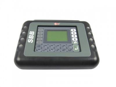 Hot sell V33.02 SBB New Immobilizer Transponder Auto Car Silca Sbb Key Programmer Multi-languages Useful Key Pro Tool
