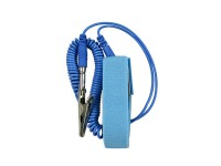 5pcs/lot Blue Discharge Anti-Static AntiStatic Wrist Strap Band