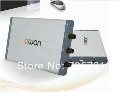 New Owon PC Oscilloscope VDS3102 100MHz
