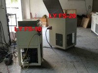 New professional bulk separating machine LY FS-20 frozen LCD screen separator minimum minus 150 degree