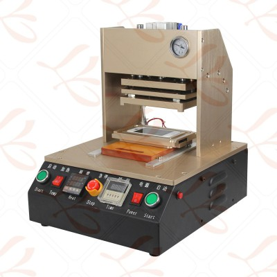 2015 new hot LY 918 built-in air compressor,auto apple mobile frame hot bar machine hot bar station