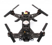 Walkera Runner 250 FPV cross Drone Luxury pack with DEVO 7 with HD Camera with OSD moudle with Goggle 2 glasses with Image Transmission