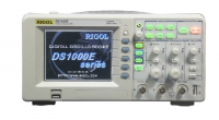 Rigol DS1052E 50MHz Band widths 2-Channel Digital Oscilloscope+ high voltage probe