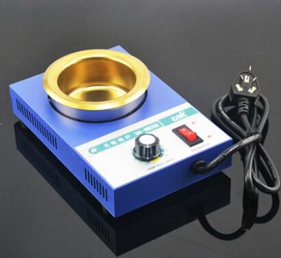 Furnace Baptist tin stoves Tak high stepless temperature lead-free solder titanium small tin melting furnace 150W