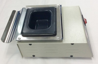 Significant number of lead-free melting furnace TXD-S030 hot dip tin solder furnace melting furnace crane pure titanium tin pot