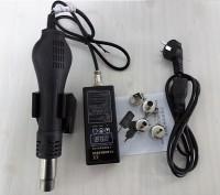 Hot selling Portable Hot Air Blower Heat Gun SAIKE 8858, soldering station SAIKE8858 220V