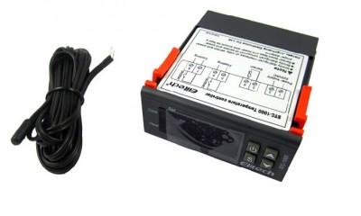 50-99 Degree STC-1000 110V / 220V Digital LCD Thermostat Regulator digital temperature controller for incubator