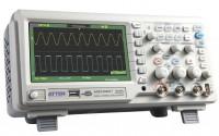 "Digital Storage 200MHz Oscilloscope Scopemeter 2Channels 1GSa/s USB 7"" TFT LCD AC 110-240V GA1202CAL"