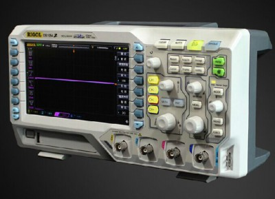 Original Rigol DS1054Z Unlocked 4 Channels 50Mhz Bandwidth 12Mpts Memory Digital Oscilloscope,4 Options for free, Brand New