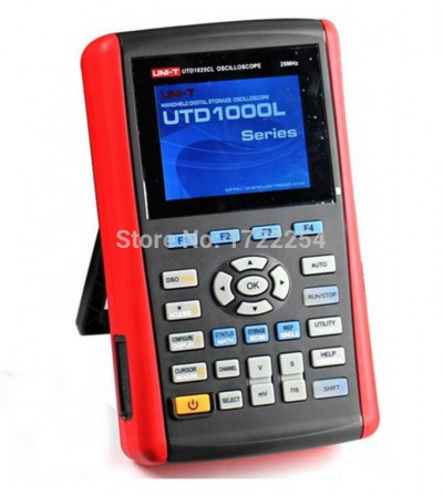 UTD1025CL HandHeld Uni-T Digital Storage OscilloScope + Multimeter