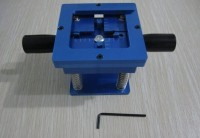 The Best Quality BGA Reballing Station with Handle 90mm x 90mm Stencils Template Holder Jig
