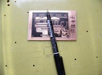 PCB repair pen for repairing scratch of the PCB, Thermal transfer repair pen the necessary tool of making DIY PCB