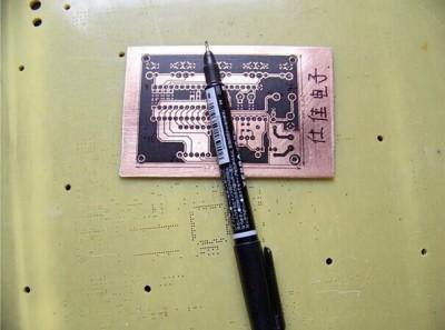 PCB repair pen for repairing scratch of the PCB, Thermal transfer repair pen the necessary tool of making DIY PCB