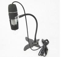 Portable Digital USB microscope 500X, 5 X ~ 500X, In-built White Light LED x 8pcs. 500X USB magnifier