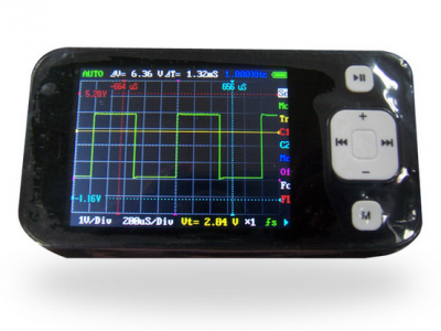 brand New Owon 100% original Handheld ARM Pocket Digital Storage nano Oscilloscope DS201