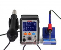 YIHUA 995D+ LCD Rework Station With Hot Air Gun