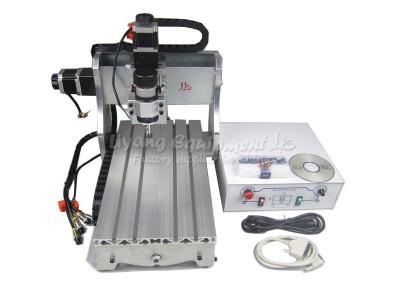 LY 300W DC spindle CNC router 3020 T-D300 CNC engraver