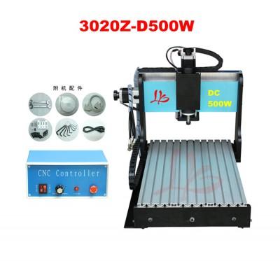 110/220V Newest CNC Machine CNC 3020 Z-D 500W, made in china CNC engraving machine