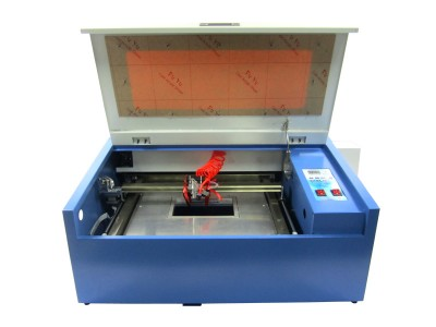 Best price laser engraver LY 3040 co2 laser cutting machine 50W tube with rotary axis