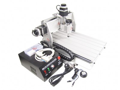 CNC 3040 Z-DQ With Ball Screw Milling Router Engraving Machine Desktop Engraver
