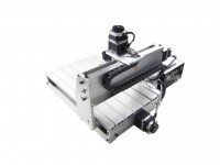 CNC 3040 Z-DQ 4Axis With Ball Screw Milling Router Engraving Machine