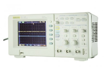 RIGOL DS1102E 100MHz 2-Channel Color Digital Storage Oscilloscope