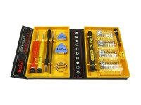 KAISI 38 in 1 Opening tool kits Precision Screwdrivers Kit for iPhone 4/4s/5 iPad Samsung repairing