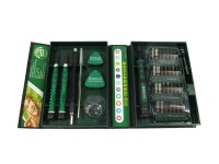 38 IN 1 Screwdriver Set S2 Alloy Steel material For Cell phone, i-Phone, notebook