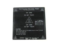 3D printer MK3 standard aluminum plate 3mm PCB hot bed reprap