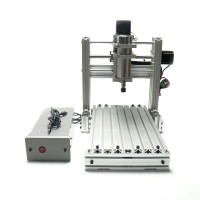 Engraving machine DIY CNC 4020 metal CNC Router 3 axis 4 axis 5 axis Engraving Drilling and Milling Machine