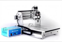 CNC 4530 Engraving machine,220V,DC power,230W Spindle,Only 1 set!!
