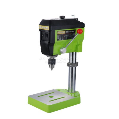 220V Quality Mini Electric Drilling Machine Variable Speed Micro Drill Press Grinder Pearl Drilling DIY Jewelry Drill Machines 5168E