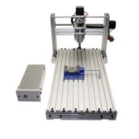 Engraving machine DIY CNC 6020 metal CNC Router 3 axis 4 axis 5 axis Engraving Drilling and Milling Machine
