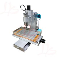 2016 newest 6040 CNC Router 3 Axis CNC Machine Drilling Milling Machine Engraver Machine High-Precision Ball Screw Table Column Type 1500W/2200W