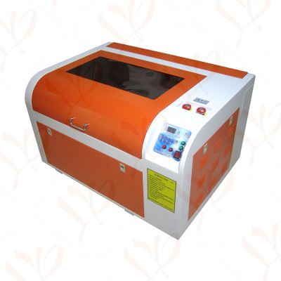 LY CO2 Laser Engraving machine 6040M 60W Medium-speed version 400MM/S lateral square rail design