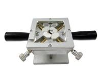 90mm reballing station dual fixed direction, BGA jig support PS3 reballing