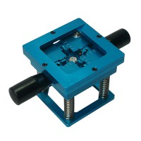 BGA Reballing Station 90mm x 90mm Stencils Holder Template Fixture Jig