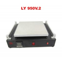 LY 950 V.2 vacuum 11 inch LCD separator machine 110V/220V built-in air pump no need clamps