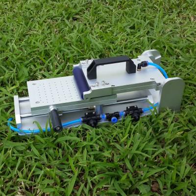 Universal OCA manual lamination machine polarizing film protective film laminating machine for mobilephone