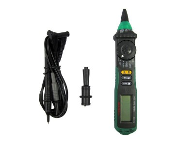 MASTECH MS8211D Pen Type Tester Meter Digital Auto Range AC DC Multimeter,