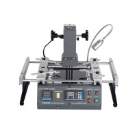ACHI IR6500 infrared BGA Soldering Rework Station IR 6500 For Motherboard Chip PCB Refurbished Repair System Solder Welding 220V
