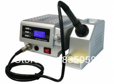 ATTEN AT100D lead free anti static soldering station, LED digital display solder table bga machine