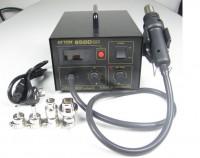 ATTEN AT850D hot air SMD soldering station, anti-static and digital display, 220V/110V for option