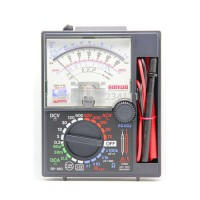 SANWA SP-18D / SP18D Analog Multimeter, low battery resistance, battery testing